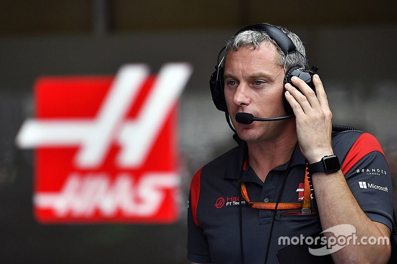 Такая работа. Шеф-механик команды Haas F1