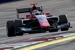GP3 Reporte de calificación Pole de Russell en la GP3 Series