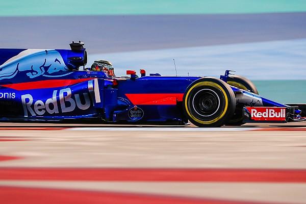 Formula 1 Komparasi: Gelael vs duo pembalap utama Toro Rosso di Bahrain