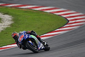 MotoGP Testing report Vinales leads Marquez on final Sepang test day