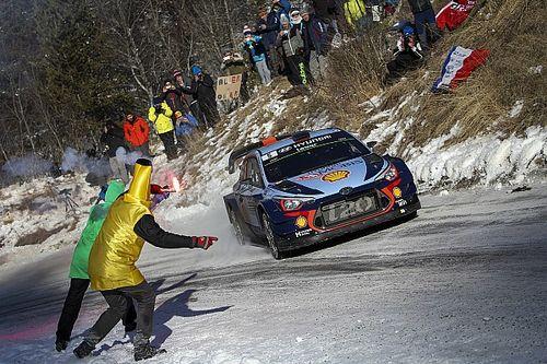 Monte Carlo WRC: Ogier edges towards Neuville, Evans stars again