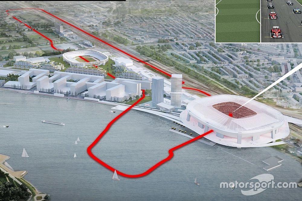 Geen Formule 1-race in Rotterdam, Vaanholt staakt ambitieuze poging