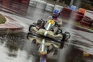 Karting Yarış raporu Yağmurda Karting Nefes Kesti