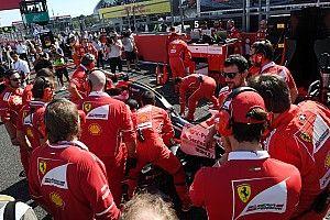 """Tim rival: Situasi Ferrari bisa bertambah """"kacau"""""""