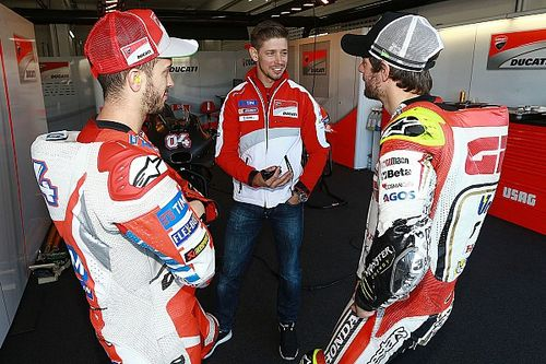 Lorenzo: It's up to Ducati to convince Stoner to help me