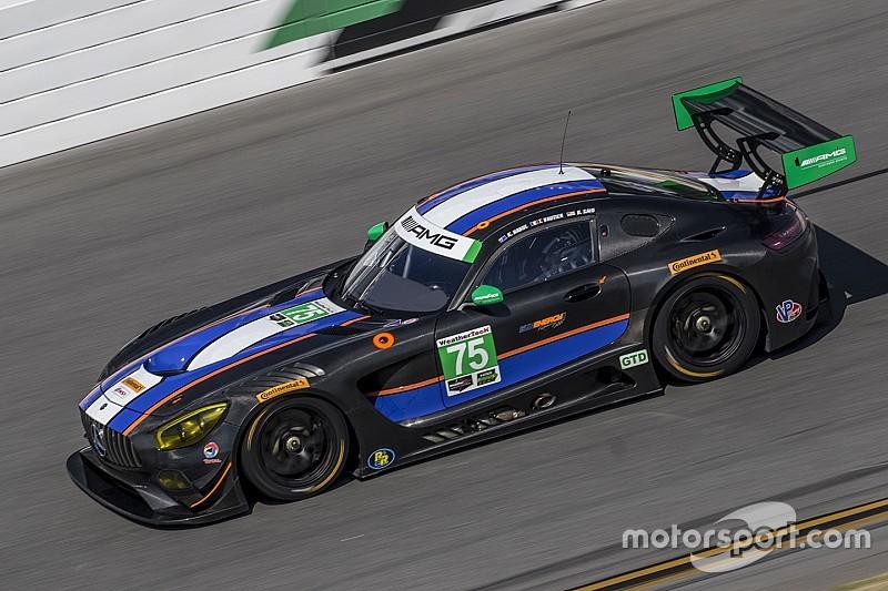 "SunEnergy1 Racing ""very happy"" with new Mercedes"