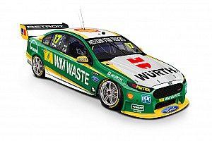 Penske goes green and gold for Sydney