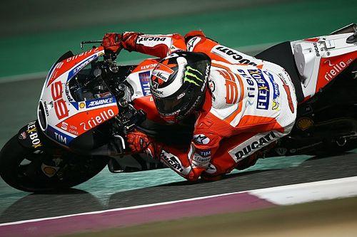 Fotogallery: le prove del venerdì del GP del Qatar di MotoGP