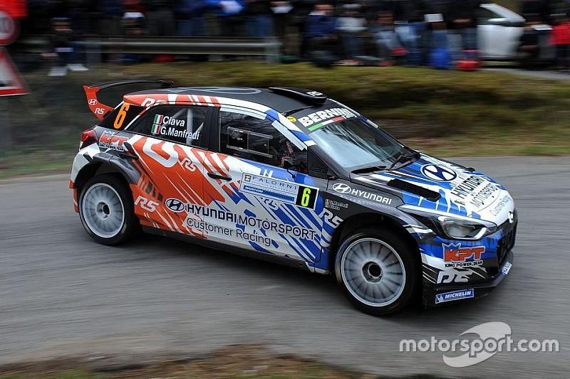 Hyundai avvia il proprio programma giovani piloti nel WRC