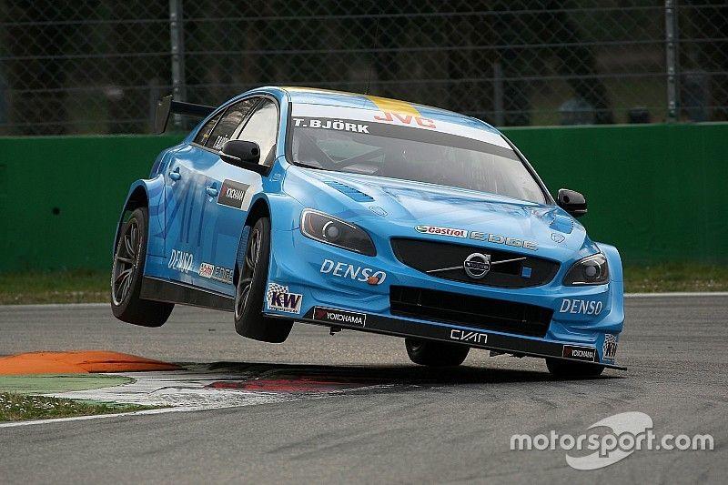 WTCC Monza: Volvo 1-2 in tweede vrije training, Coronel P10
