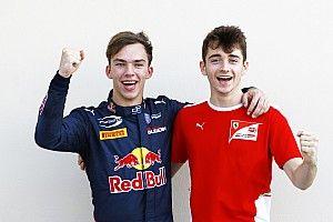 F1: Gasly pediu para Leclerc vencer em homenagem a amigo Hubert
