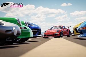 Automotive Noticias de última hora Porsche llega a Gran Turismo Sport y Forza Horizon 3