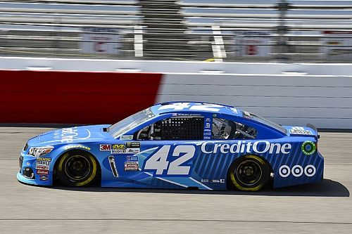 Larson leads final practice at Richmond