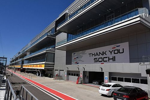 Datos y cifras sobre el GP de Rusia en Sochi