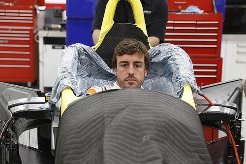 Alonso: Indy 500'deki şansım Monaco GP'den daha fazla
