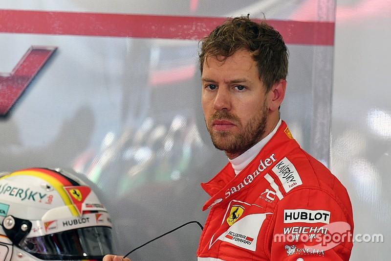 Vettel acungkan jari tengah, Massa: Dia memang suka mengeluh