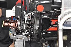 Forma-1 Elemzés Fékbeszállítót váltott a Haas!