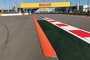 FIA tambah speed bump di Tikungan 2 Sochi