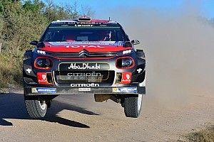 Carro gira 14 vezes no ar em acidente no Rali da Argentina
