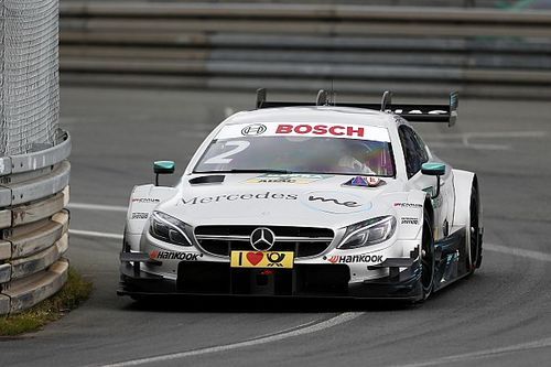 Video: ecco il tremendo incidente tra Paffett e Rockenfeller