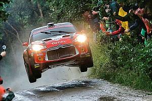 WRC Ultime notizie Simone Tempestini al Rally di Germania con una DS3 R5