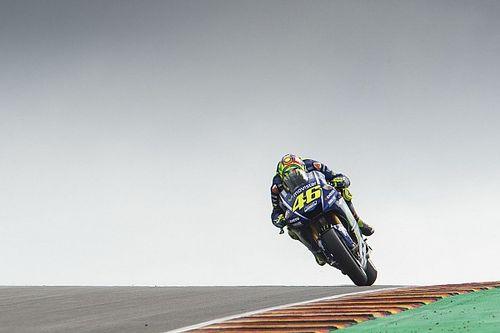 """Rossi: """"Una semana eres un fenómeno y la otra, un desastre"""""""
