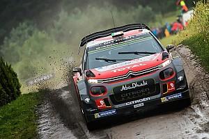 WRC Actualités Citroën fait une croix sur cette année et se focalise sur 2018