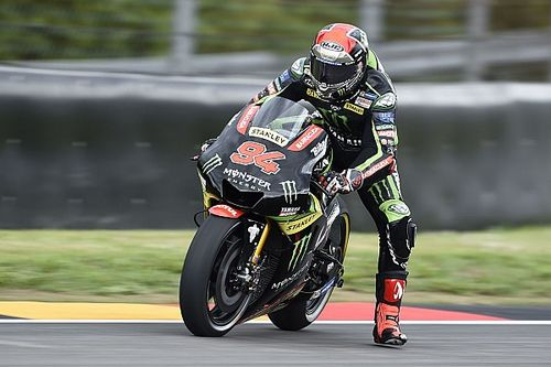 Folger verblijdt thuispubliek met P1 in warm-up GP Duitsland