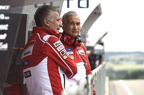 """Tardozzi: """"Vincere non sarà scontato per la Ducati in Austria"""""""