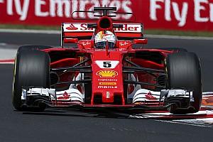 Hungarian GP: Ferrari dominates FP3, Ricciardo hits trouble