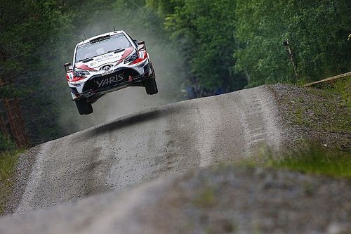 Finland WRC: Latvala retakes lead from Lappi