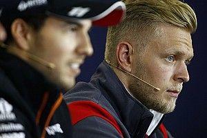 Magnussen tenía acordado su debut en F1 con Force India, no McLaren