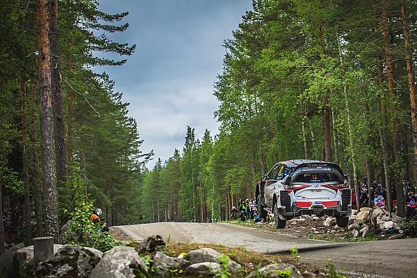 Ралі Фінляндія: фінська експансія