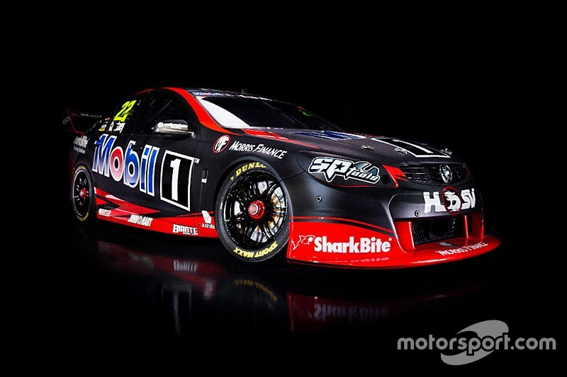 Walkinshaw launches new-look Supercars squad