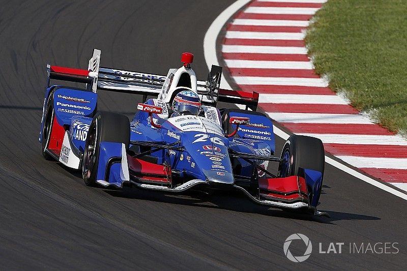 Andretti resterait chez Honda mais perdrait Sato
