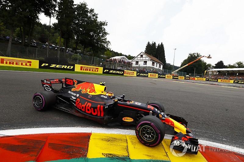 Red Bull perde posições no grid de Monza, diz revista