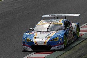 【スーパーGT】鈴鹿86周経過時点(GT300):18号車UPGARAGE首位