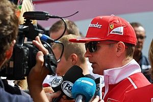 Räikkönen nyerte a harmadik szabadedzést Spa-ban Vettel és Hamilton előtt