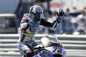 Márquez remporte sa première victoire, Morbidelli abandonne