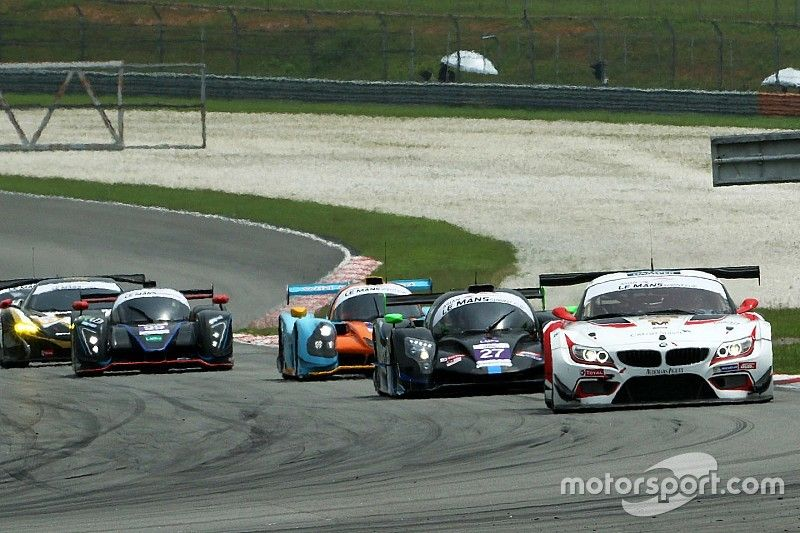 Jackie Chan DC Racing wins Asian Le Mans Series opener