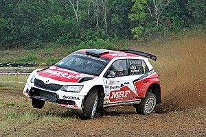 Japan APRC: Gill, Veiby in title hunt