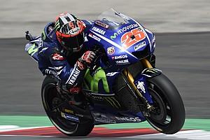 MotoGP Reporte de pruebas Viñales supera a Lorenzo en el primer ensayo de Silverstone