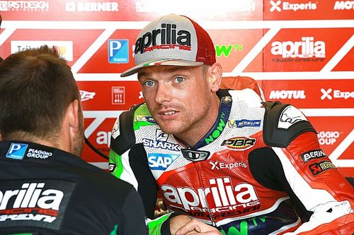 "Lowes' manager confirms ""shock"" Aprilia contract termination"
