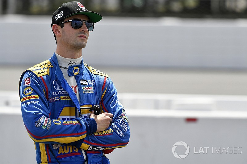 """Rossi """"doing due diligence"""" on all Honda IndyCar teams"""