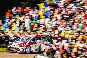 【WRC】ハンニネン、ドイツ3日目の難関ステージでトップタイム
