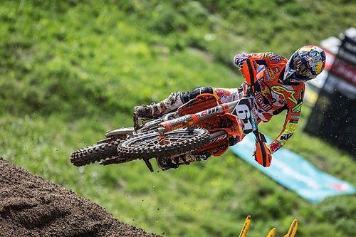 Gajser renace y Prado vuelve a subirse al podio en el MXGP de Suecia