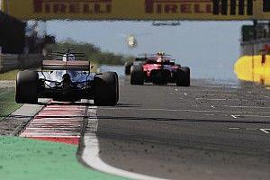 Macaristan F1 testi bugün başlıyor