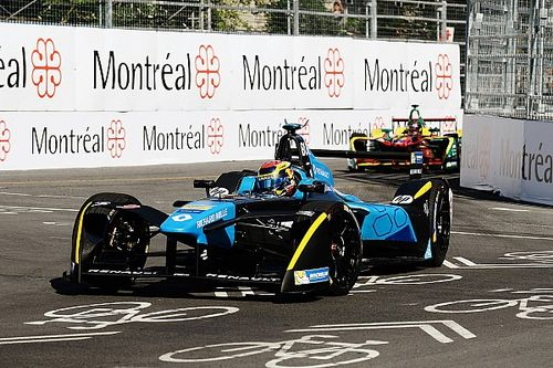 Buemi's title bid in tatters after Montreal ePrix disqualification