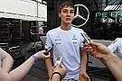拉塞尔迎来F1周末出场机会