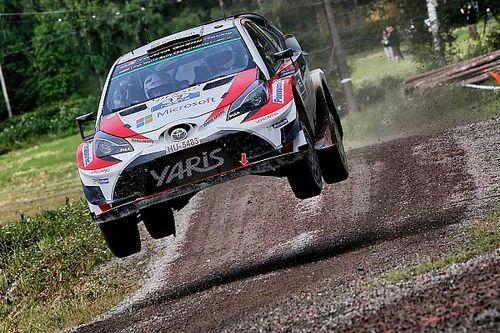 Toyota-Lappi, che vittoria in Finlandia. Neuville in testa al Mondiale!